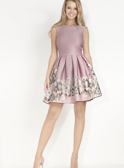 Платье Khaki Evening
